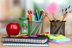 Fournitures scolaires : un tiers des produits à éviter
