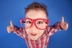 Des lentilles ralentissent la progression de la myopie chez les enfants