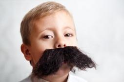 La moustache, c'est bon pour la santé !