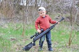 Armes à feu: hausse des suicides chez les enfants américains