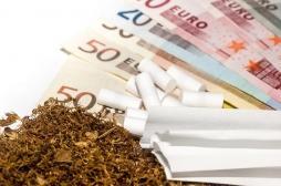 Prix du tabac :