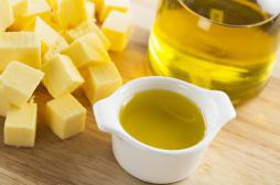 Risques cardiovasculaires : les huiles ne font pas mieux que le beurre