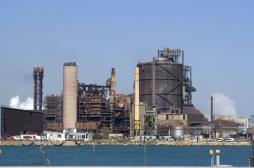 Pollution industrielle :