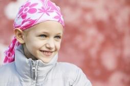 Sarkozy s'engage dans la lutte contre le cancer : chaque année, un enfant sur 5 en meurt