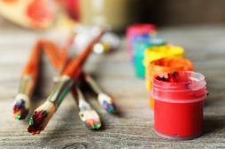 L'art-thérapie permet d'évacuer le stress