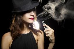 La cigarette électronique n'augmente pas le risque de cancers et de maladies cardiaques