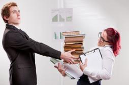 Sexisme au travail : près d'une femme sur dix victime