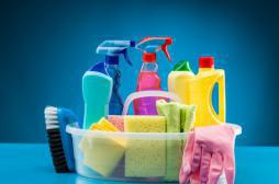 Produits ménagers : les 20 substances épinglées