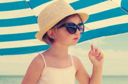 Soleil : le parasol protège moins bien que la crème solaire