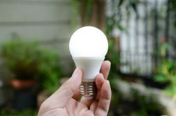 Ampoules LED : un risque potentiel pour les yeux