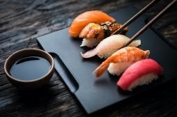 Alimentation : augmentation massive du nombre de vers parasites transmis par les sushis