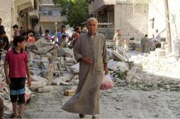 Syrie : 300 000 habitants d'Alep privés d'aide humanitaire