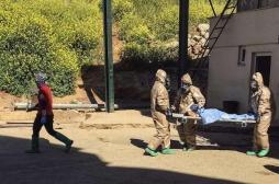 Syrie : l'usage du gaz sarin est