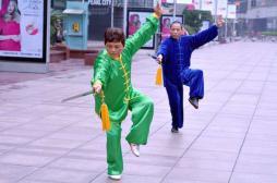 Tai chi : un art martial qui soulage les douleurs