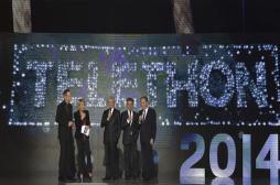 Téléthon 2014 : près de 93 millions d'euros récoltés