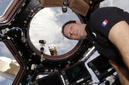 Espace : comment Thomas Pesquet entretient sa santé