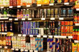 Boissons énergisantes : les députés suppriment la taxe caféine