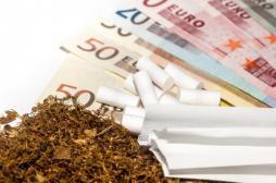 Tabac : hausse des taxes sur les paquets les moins chers