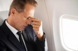 Grippe : où s'assoir dans un avion pour éviter de l'attraper ?