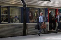 Transports en commun : les franciliens marchent 27 minutes par jour