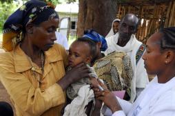 Rougeole : 20 millions d'enfants ont échappé à la vaccination