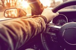 Rayons UV : les vitres avant protègent mal les conducteurs