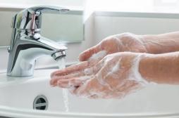 Se laver les mains pour éradiquer les microbes et lutter contre les maladies