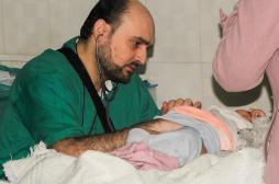 Alep : le dernier pédiatre de la ville tué dans un bombardement