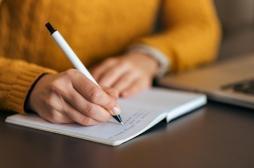 Notre cerveau est plus actif lorsque nous écrivons sur papier