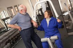 Seniors : la musculation allonge l'espérance de vie