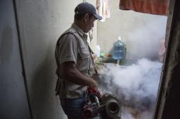 Zika : un premier cas de transmission sexuelle au Chili
