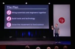 Recherche : Mark Zuckerberg veut en finir avec les maladies