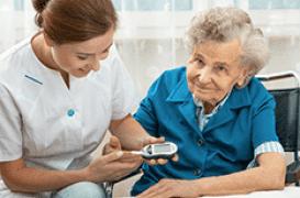 Le diabète crée des troubles cognitifs chez les personnes âgées