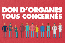 Don d'organes : le registre du refus accessible en ligne