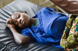 Ebola : 3 survivants sur 4 ont encore des problèmes de santé