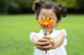 Les enfants qui grandissent au contact de la nature sont mieux dans leur tête