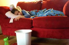Gastro-entérite : l'épidémie gagne du terrain