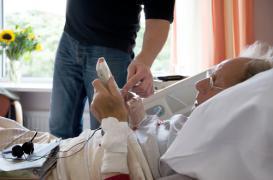 Grippe : la fièvre redescend dans les hôpitaux