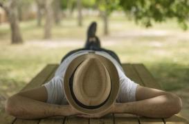 Pour mieux récupérer: vive  la sieste !
