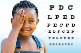Dépistage oculaire : des smartphones pour tester la vue des enfants