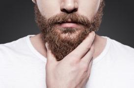 La barbe des hommes contiendrait plus de bactéries que le pelage des chiens