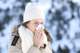 Asthme et rhinite allergique : faites attention au froid