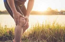 Entorse grave du genou : bien réapprendre à marcher pour éviter l'arthrose