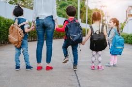 Hyperactivité : les enfants atteints de TDAH sont moins prêts pour entrer à l'école