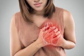 Les jeunes femmes meurent quatre fois plus d'un infarctus que du cancer