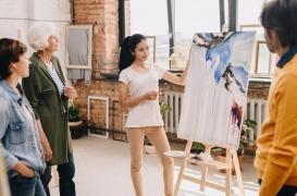 Maladie d'Alzheimer : se promener dans les galeries d'art fait du bien