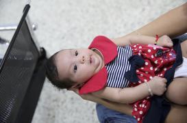 Barcelone : naissance du premier bébé européen microcéphale