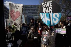 Royaume-Uni : le système de santé au bord de l'implosion