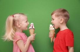 La génétique joue un rôle dans le type de collation que préfèrent les enfants