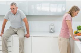 Ménage : une source de dispute pour un couple sur trois